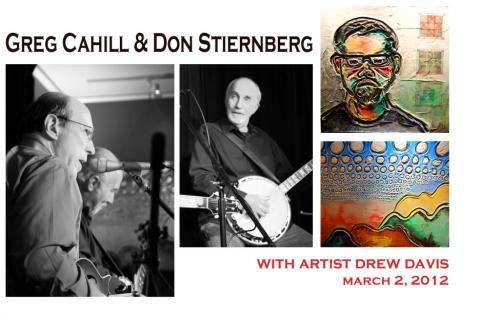 Greg Cahill & Don Stiernberg with Drew Davis